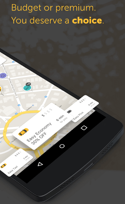 Easy-Taxi-App-1  - Easy Taxi App 1 - Top 3 Solutions by Easy Taxi (Ride-Hailing App)
