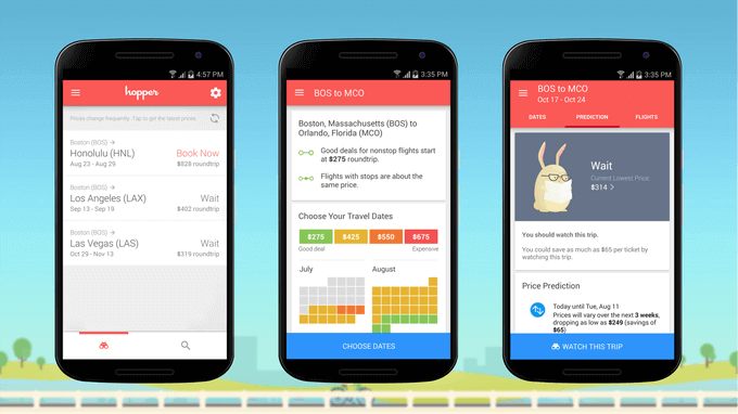 Hopper-flight-booking-app