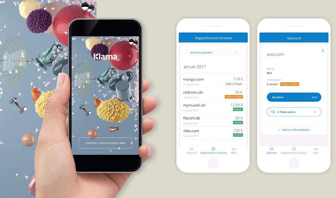 Klarna App Android