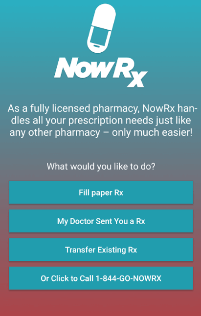Pharmacy On Demand App