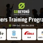 developers-training-program-GoBeyond-2018