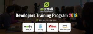 developers-training-program-GoBeyond-2018