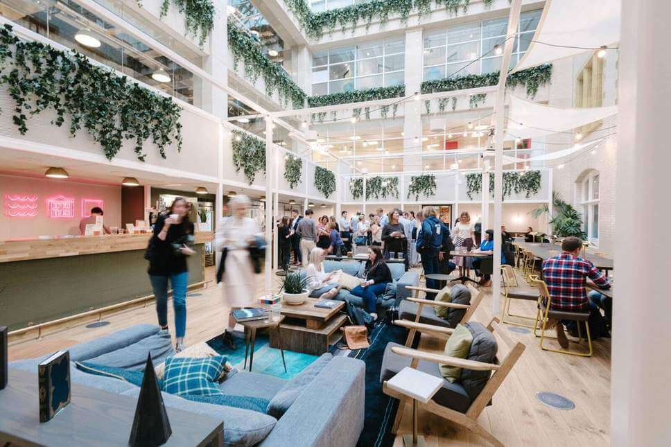 Apps-like-WeWork  - Apps like WeWork - 3 Dominanat Strategies from WeWork