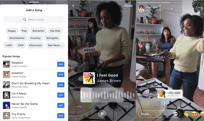 Faceboks-Music-Video-App  - Faceboks Music Video App - 3 Strategies from Facebook's Lasso