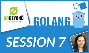 Golang training session 7