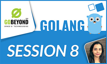 Golang training session 8
