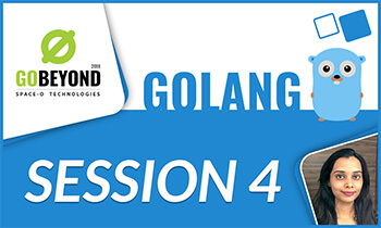 Golang training session 4