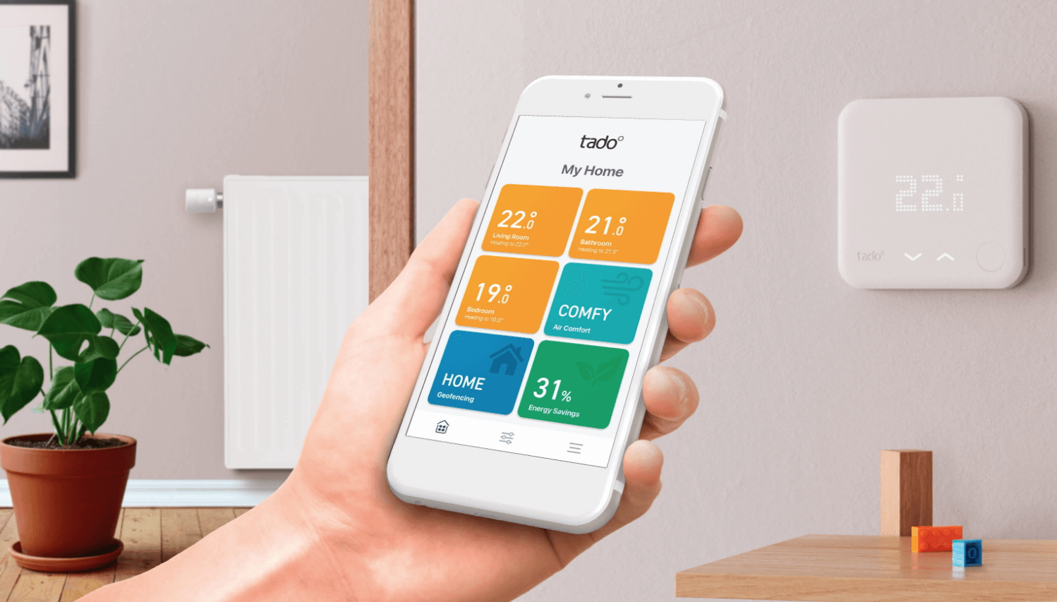 Smart Thermostat and Heating App Development: Consider 3