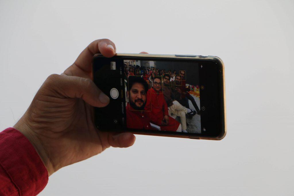 Selfie-mobile