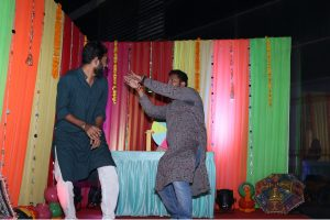 Vishal Gandhi-Kiran patel