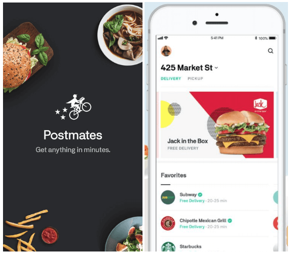 apps-like-Postmates