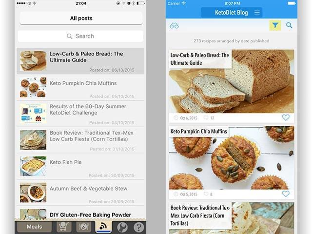 Keto-diet-app