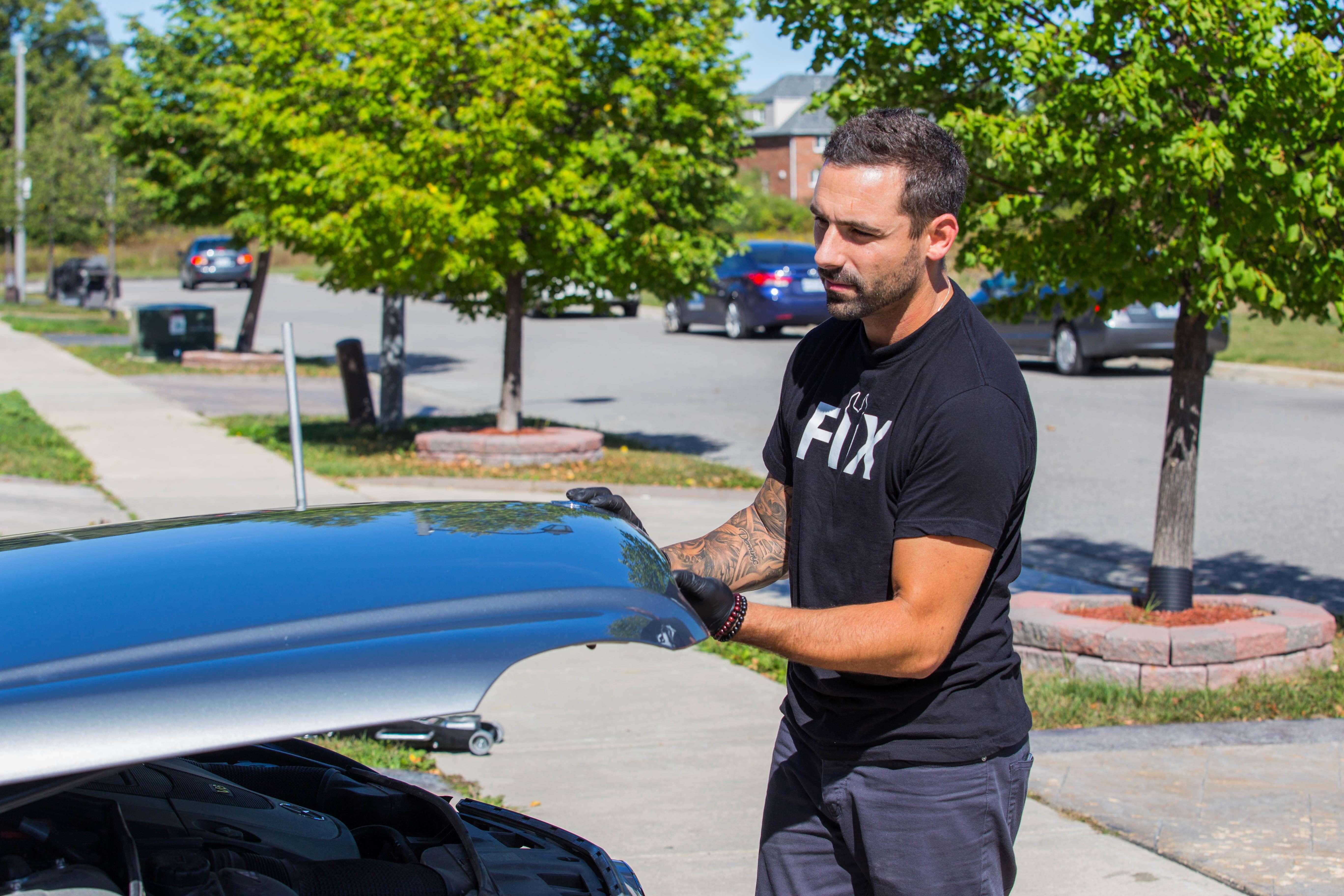 Uber-for-car-maintenance