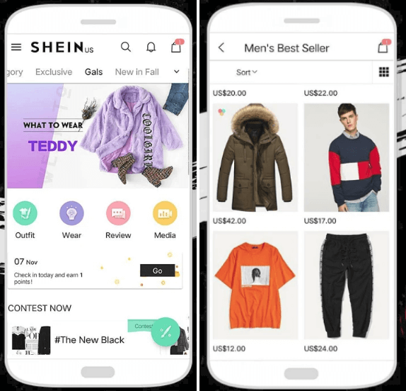 8c4c4c36d32 Shopping Apps Development  Consider 4 Important Features from Shein App