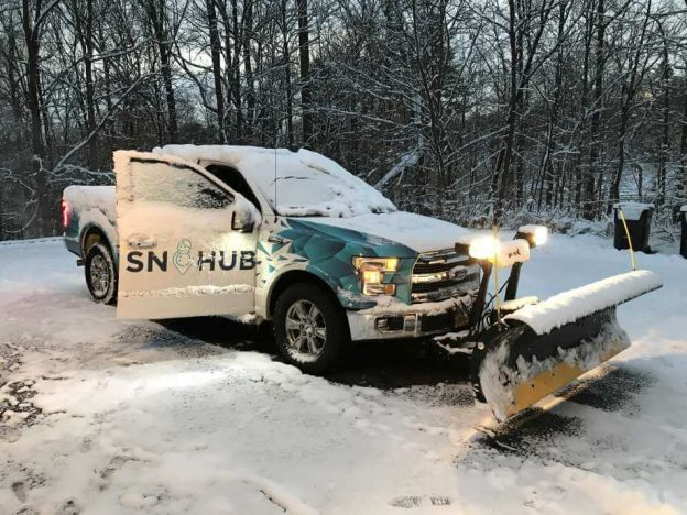 Uber-for-snow-plowing