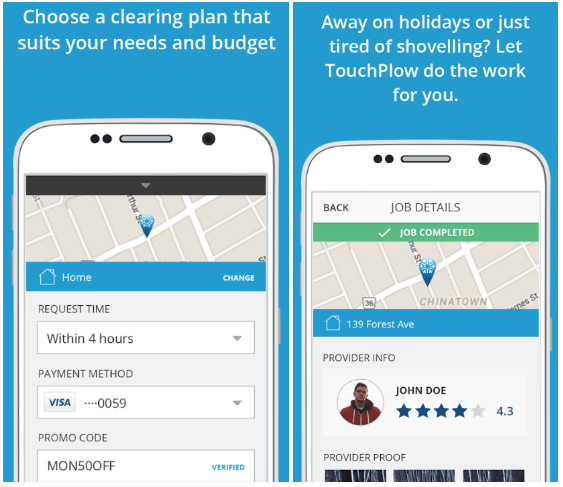 Apps-like-Uber-for-snow-plow  - Apps like Uber for snow plow - Uber for Snow Plowing App Development: Consider These 3 Features