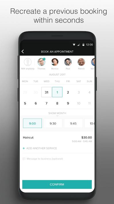 Booksy-app
