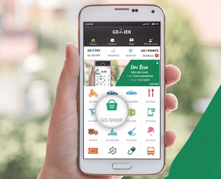 On-demand-app-Go-Jek