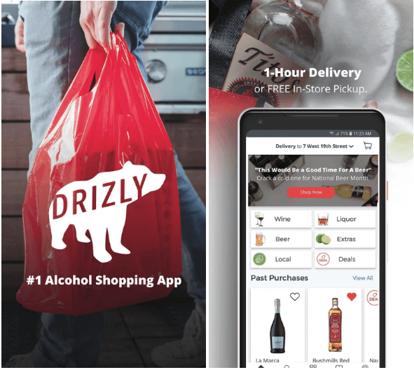 Drizly-app