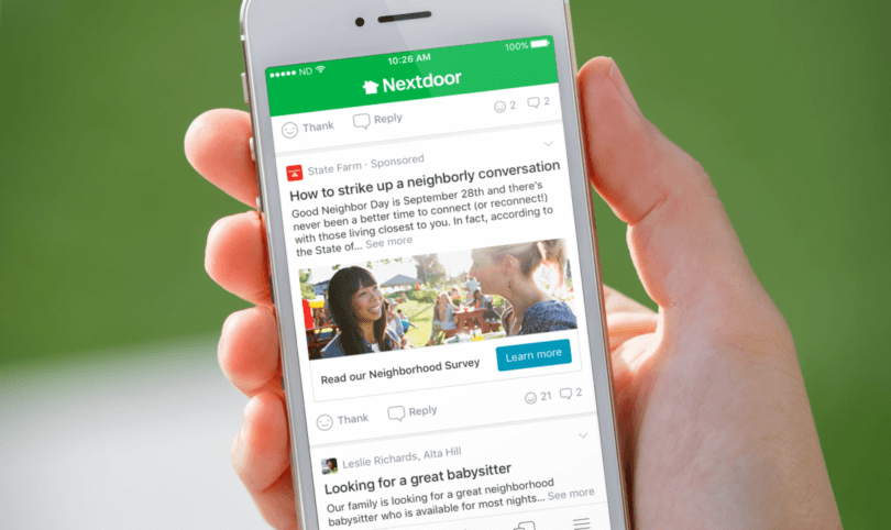 App-like-Nextdoor