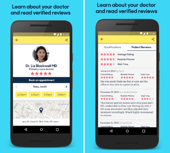Doctors-On-demand-App-Development