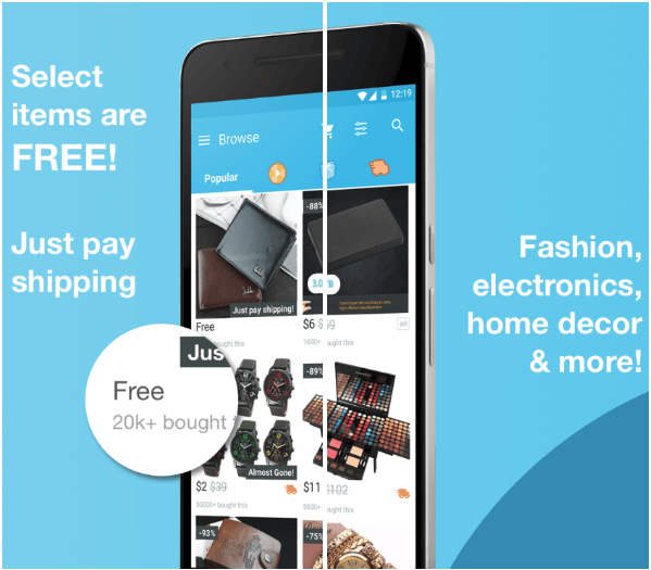 Wish-Shopping-App-Development