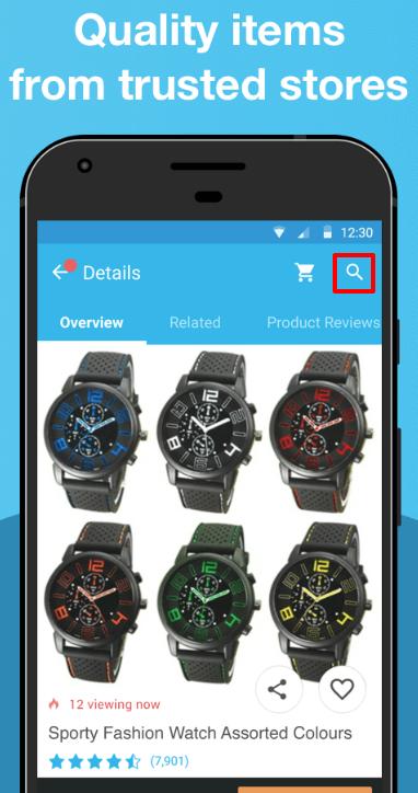 Wish-App