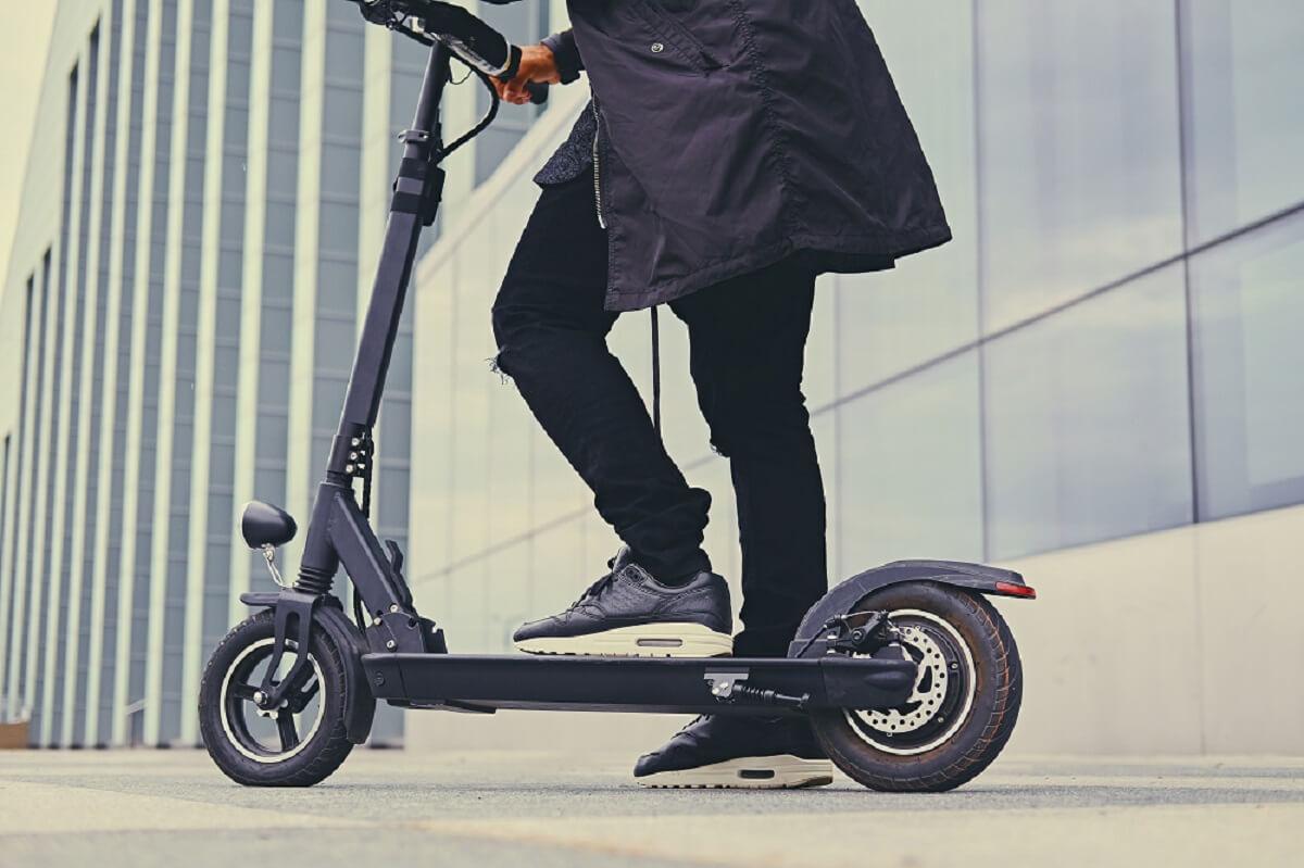 e-scooter-app