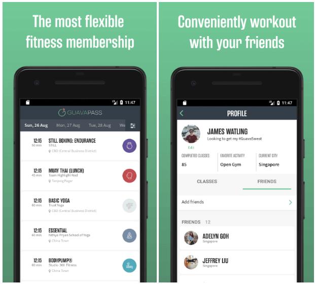 Wellness-App-like-GuavaPass