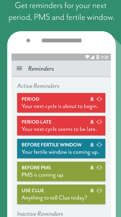 Period-Tracker-App-Clue
