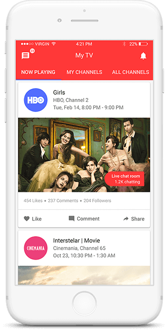 Real-time updates and alerts in Tictalk app
