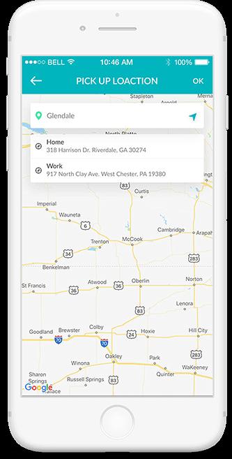 Add Pick-up Location
