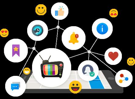 how we developed TicTalk TV show tracker app