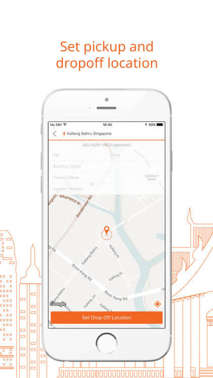pick-up-drop-off-location-feature  - pick up drop off location feature - Consider 4 Salient Features of Lalamove