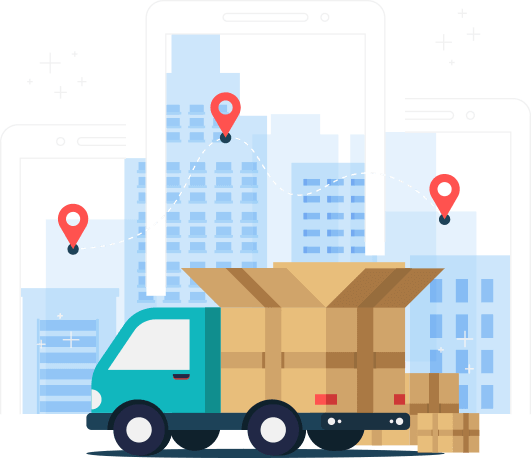 on-demand package delivery app idea