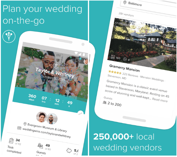 Wedding-Planning-Registry-App-Development