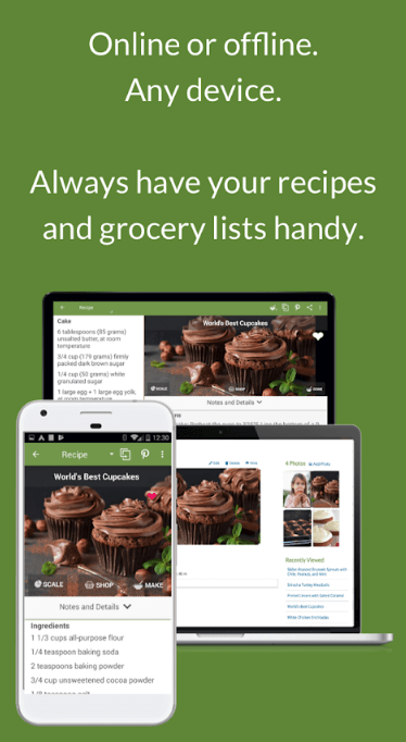 ChefTap Recipes-App