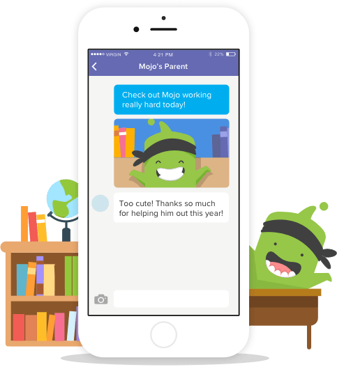 communication-app-ClassDojo