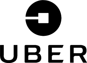 uber-logo  - uber logo 300x218 - Top 10 Ride-sharing Apps Worldwide
