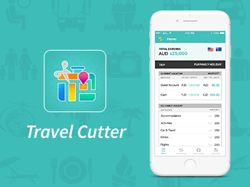 Travel Cutter app logo