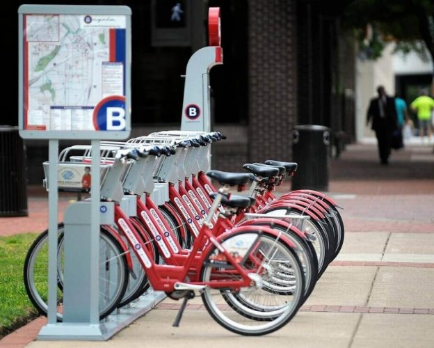 Bicycle Sharing App Development