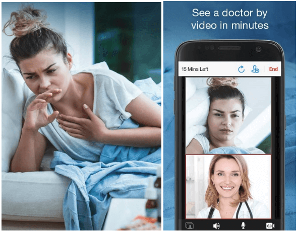 Telemedicine-Apps