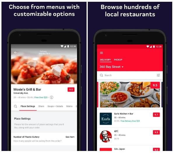 Food-Drink-App-Development