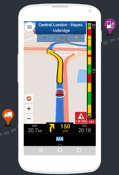 CoPilot-Truck-GPS-App