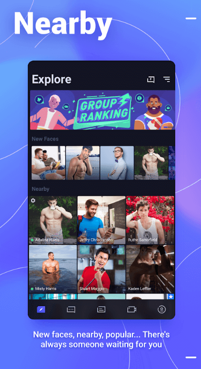 Blued-Gay-Video-Chat-App