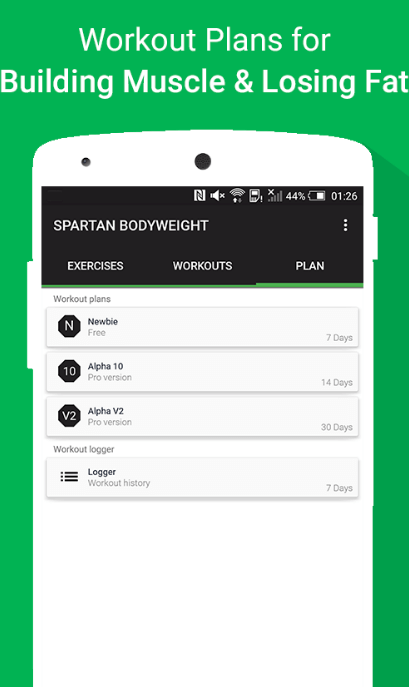 Home-Workout-MMA-App