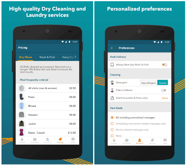 On-demand-Laundry-Dry-Cleaning-Apps-like-Cleanly