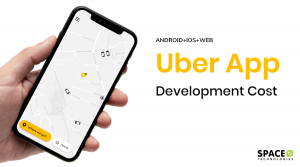 How Much to Develop an App Like Uber