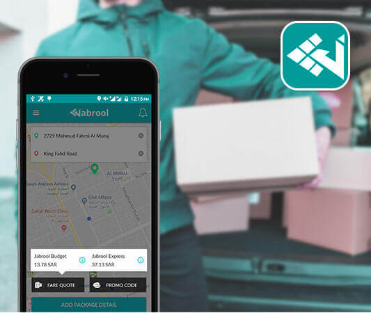On-Demand Package Delivery Solution
