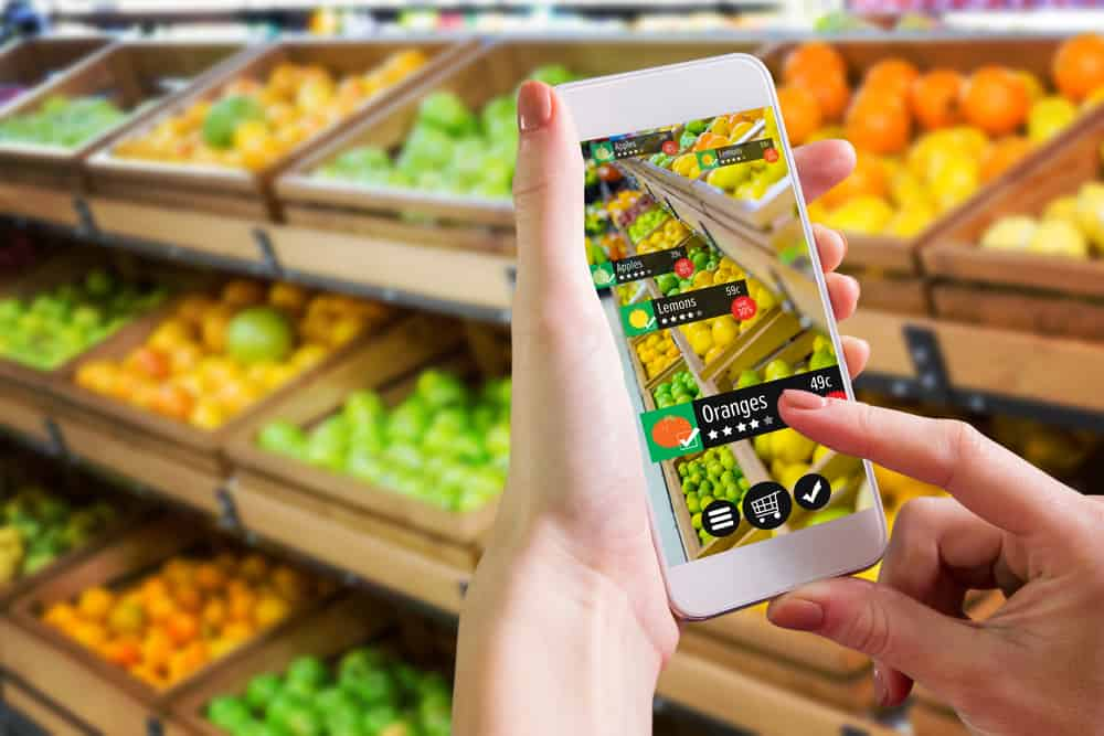 Grocery Shopping App Development